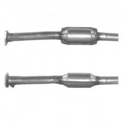 Filtres à particules pour VOLVO S80 2.4 TD D5 Turbo Diesel D5244T4