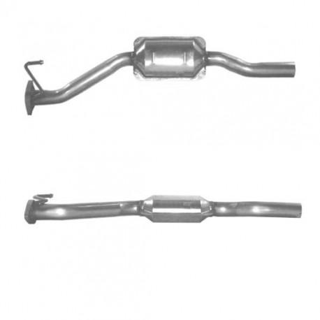Catalyseur pour FORD GRANADA 2.5 Scorpio Turbo Diesel