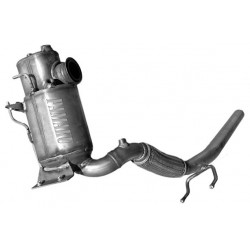 Filtres à particules (FAP) NEUF pour Volkswagen Polo 1.6 TDI CAYB 06/2009-