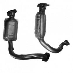 Filtres à particules pour CHRYSLER JEEP COMMANDER 3.0 TD CRD Turbo Diesel
