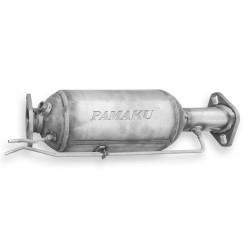 Filtres à particules (FAP) NEUF pour Volvo C70 2.0TD (D4204T) 1/2008-12/2010