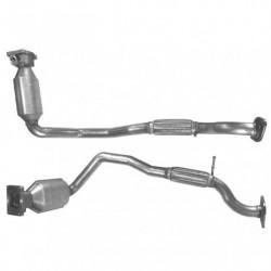 Catalyseur pour FORD MONDEO 1.8 Catalyseur sité coté motreur(moteur : ZH18)