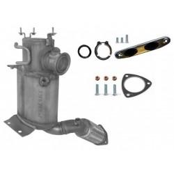 Filtres à particules (FAP) NEUF pour Volkswagen Sharan 2.0 TDI CFGB 08/2010-