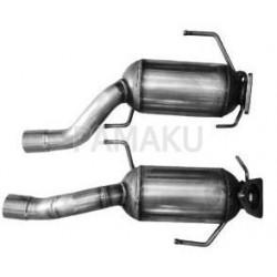 Filtres à particules (FAP) NEUF pour Volkswagen Touareg 5.0 TDI BWF 10/2002-05/2010