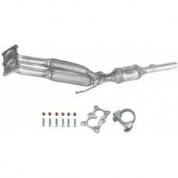 Catalyseur pour Volkswagen Caddy III 1.6i BSE 7/03-