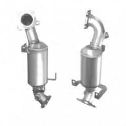 Catalyseur pour CITROEN C5 2.0 HDi Mk.2 HDi (DW10BTED4 - du catalyseur au FAP)
