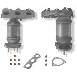 Catalyseur pour Volkswagen Fox 1.2i 12v BMD 4/05-