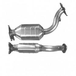 Catalyseur pour FORD MONDEO 2.5 V6 24v Catalyseur situé sous le véhicule