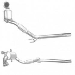 Catalyseur pour AUDI A3 1.2 TFSi (moteur : CYVB)