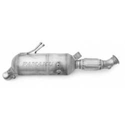 Filtres à particules (FAP) NEUF pour Volkswagen Crafter 2.5 CEBB 04/2006-