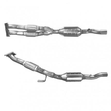 Catalyseur pour AUDI A3 1.6 8v Boite manuelle (moteur : CCSA - CMXA)