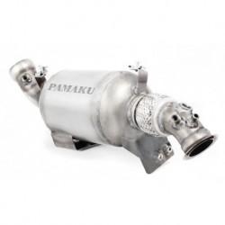 Filtres à particules (FAP) NEUF pour Volkswagen Crafter 2.5 BJM 04/2006-