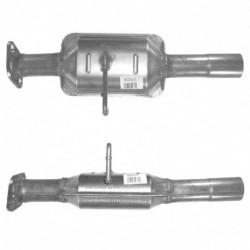 Catalyseur pour FORD TRANSIT 2.5 TD (moteur : 4EB - 4EC)