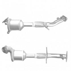 Catalyseur pour FORD TRANSIT CONNECT 1.8 TDCi (moteur : 75 - 90 - 110cv - Euro 5 )