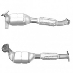 Catalyseur pour FORD TRANSIT CONNECT 1.8 Turbo Diesel (moteur : cvA - P7PA - R2PA)