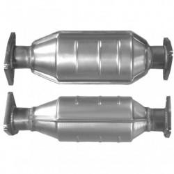 Catalyseur pour HONDA ACCORD 1.9 16v (moteur : F18A3)