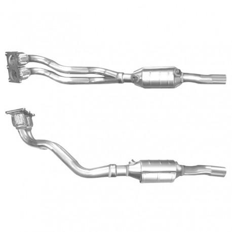 Catalyseur pour AUDI A3 1.6 8v (moteur : AKL - AEH - APF - BFQ - AVU)