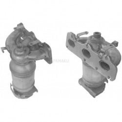 Catalyseur pour Skoda Roomster 1.2i BME 8/06-