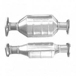 Catalyseur pour HONDA CIVIC 1.5 16v Catalyseur situé sous le véhicule