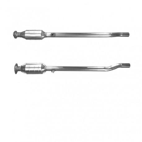 Catalyseur pour AUDI A3 1.6 BLF Catalyseur situé sous le véhicule