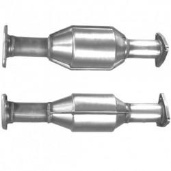 Catalyseur pour HONDA CIVIC 1.6 SRi 16v 5dr Hayon (moteur : D16Y6 - D17Y8 Sans OBD)