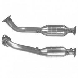 Catalyseur pour HONDA CR-V 2.0 Mk.2 16v (moteur : K20A4 - tuyau flexible et catalyseur Avec OBD)