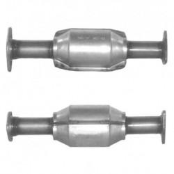 Catalyseur pour HONDA INTEGRA 1.8 Type R (moteur : B18C6)