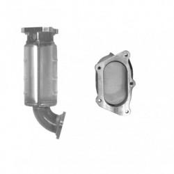 Catalyseur pour HYUNDAI ACCENT 1.3 Si 12v Coupe (catalyseur situé coté moteur)