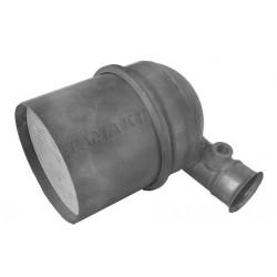 Filtres à particules (FAP) NEUF pour Peugeot 206 1.4 HDI eco 70 09/2008-