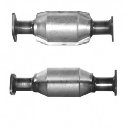 Catalyseur pour HYUNDAI ACCENT 1.5 catalyseur situé sous le véhicule