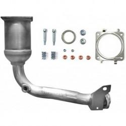 Catalyseur pour Peugeot 206 1.1i TU1JP 3/03-06