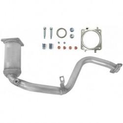 Catalyseur pour Peugeot 306 1.4i TU3JP 1/01-12/01