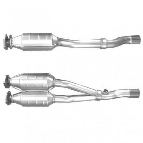 Catalyseur pour AUDI A3 1.8 20v Turbo Quattro (moteur : AGU - AQA - ARX)