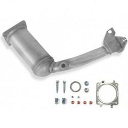 Catalyseur pour Peugeot 206 1.4i TU3JP 7/00-11/03