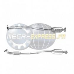 Catalyseur pour HYUNDAI AMICA 1.1 12v (moteur : G4HG - Catalyseur situé sous le véhicule