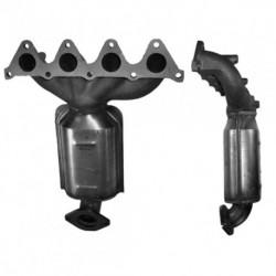 Catalyseur pour HYUNDAI COUPE 1.6 16v (moteur : G4ED-G, G4GR)