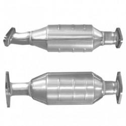 Catalyseur pour HYUNDAI ELANTRA 1.6 CRDi (moteur : D4FB - 2ème catalyseur)