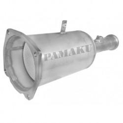 Filtres à particules (FAP) NEUF pour Peugeot 807 2.0 HDI RHT (DW10ATED4) 06/2002-