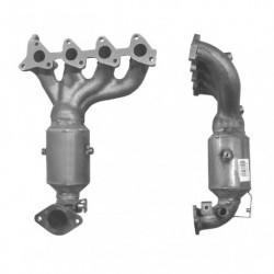 Catalyseur pour HYUNDAI GETZ 1.1 12v (moteur : G4HD)