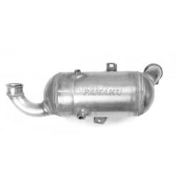 Filtres à particules (FAP) NEUF pour Peugeot 206 1.6HDi 9HY - 9HZ DV6TED4 05/2004-02/2009