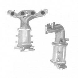 Filtres à particules pour VOLVO C70 2.0 TD Turbo Diesel D4204T