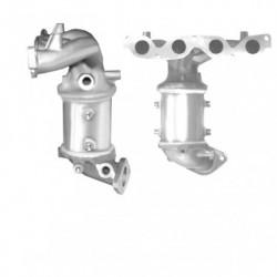 Filtres à particules pour VOLVO S40 1.6 TD Turbo Diesel D4164T - jusqu'au n° de chassis 529999