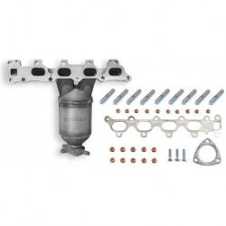 Catalyseur pour Opel Meriva 1.6i Z16XEP 1/06-