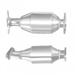 Filtres à particules pour VOLVO V50 1.6 TD Turbo Diesel D4164T - jusqu'au n° de chassis 589999