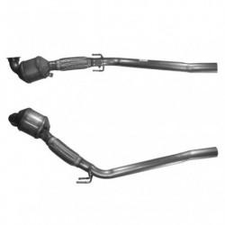 Catalyseur pour CITROEN JUMPY 1.9 Diesel (DW8 A partir du n° de chassis 08575)