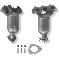 Catalyseur pour Opel Corsa C 1.0 Z1.0XEP 6/03-