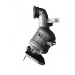 Catalyseur pour Opel Astra 1.9TD CDTI Z19DT (10/2005-10/2010)
