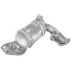 Catalyseur pour Nissan Kubistar 1.5 Diesel K9K 7/03-