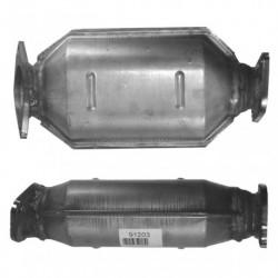 Catalyseur pour HYUNDAI SANTA FE 2.7 Mk.2 V6 (moteur : G6BA - G6EA)