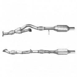 Catalyseur pour HYUNDAI SANTA FE 2.7 Mk.1 V6 (moteur : G6BA-G - Catalyseur situé sous le véhicule